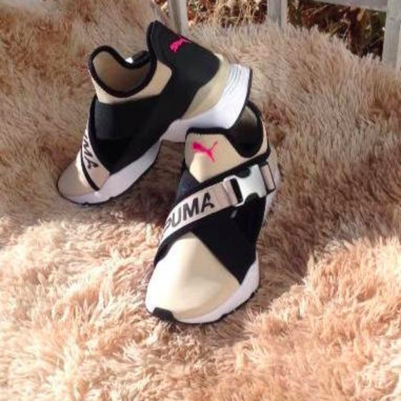 Puma Muse Cut Out Sneakers NWT